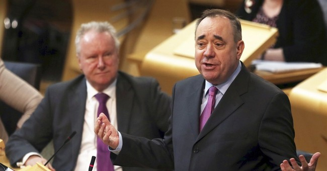 Financial group warns on Scottish independence